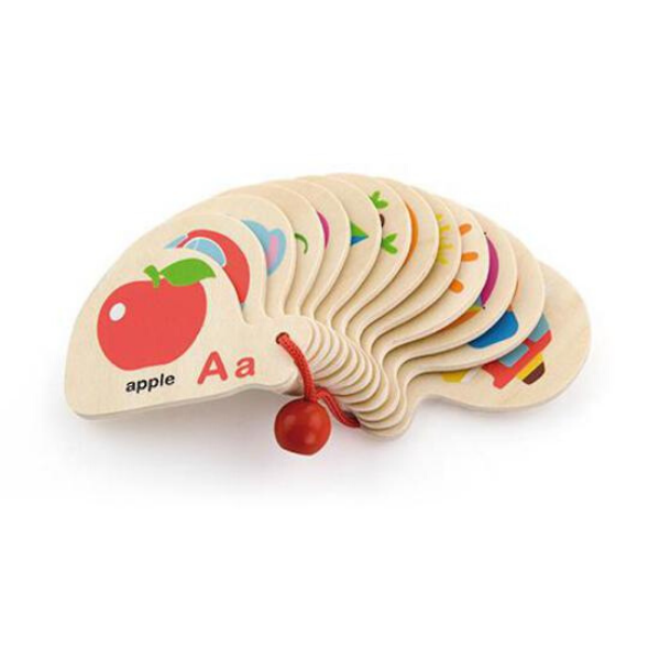 Mini Book -Learning Alphabet 12pcs/display