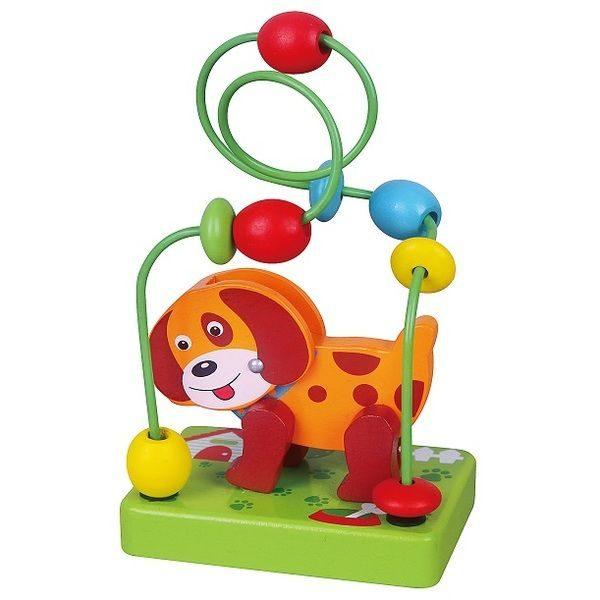Mini Wire Beads - Dog