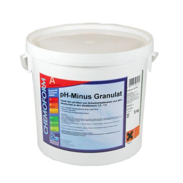 PH- Granulat 5Kg