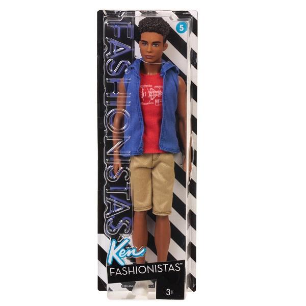 """Papusa Barbie Ken """"Fashion"""""""