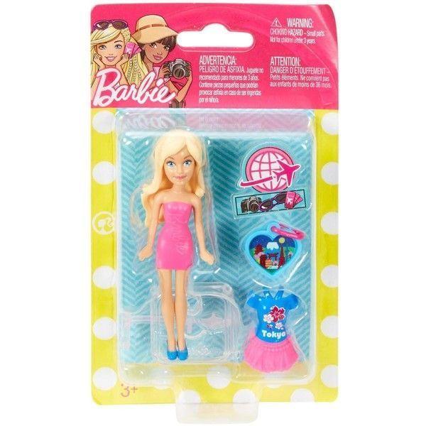 """Papusa Barbie """"Turista"""" (as)."""