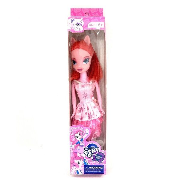 Papusa Little Pony (19 cm)