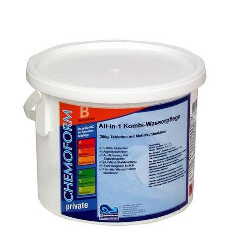 Pastile multifunctionale 200gr / 5kg CHEMOFORM