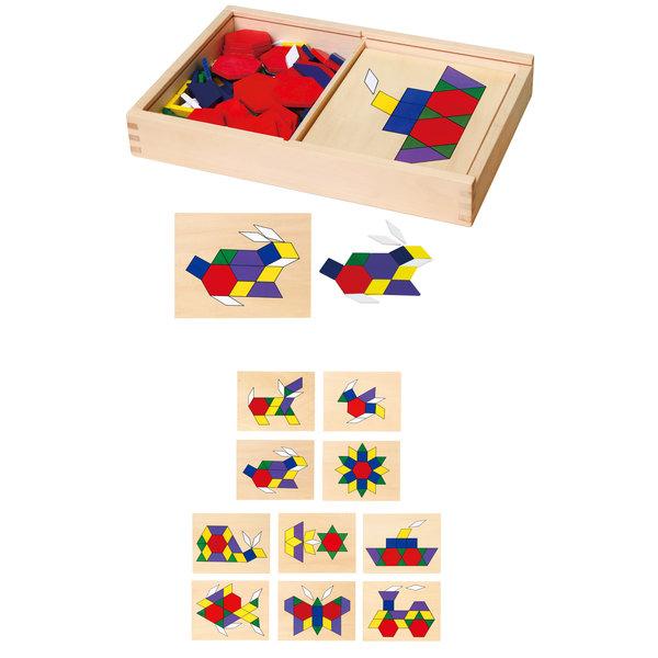 Pattern Board & Block