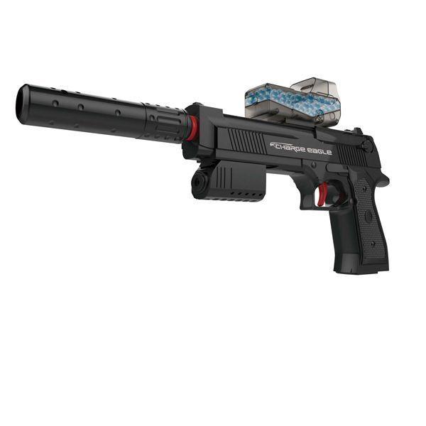 Pistol cu GEL cu acumulator
