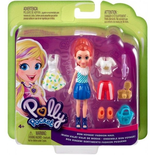 "Polly Pocket ""Small Fashion Pack"" (as)."