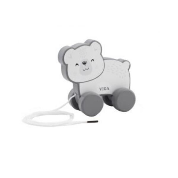 Pull Along - Polar Bear