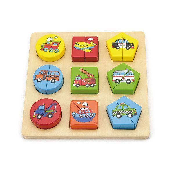 Puzzleы -  блоки