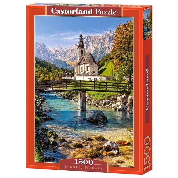 Puzzle 1500 элементов