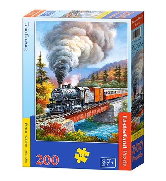 Puzzle 200 elemente