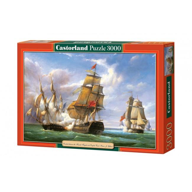 Puzzle 3000 elemente