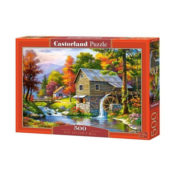 Puzzle 500 элементов