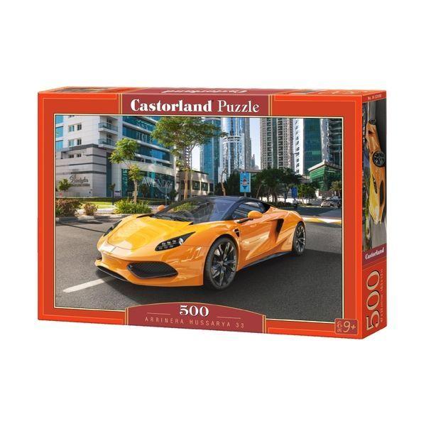 Puzzle 500 elemente