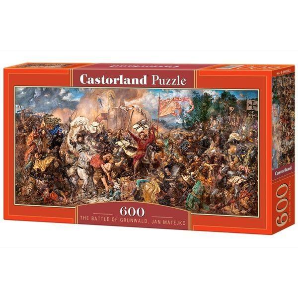 Puzzle 600 elemente