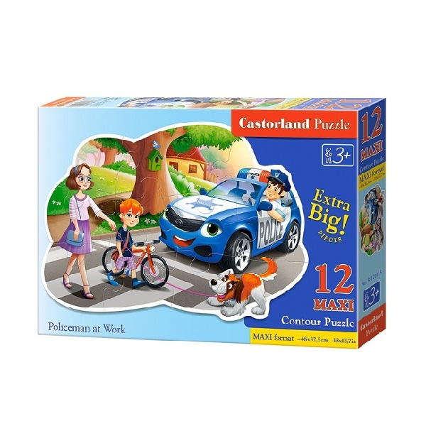 Puzzle Maxi 12