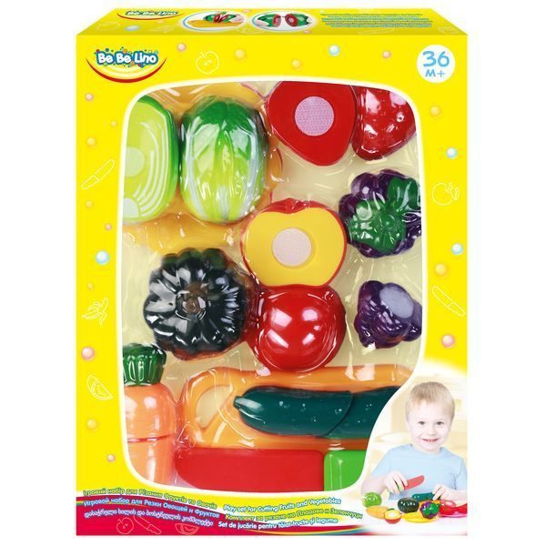 Set de Joc p/u taierea fructelor si legumelor