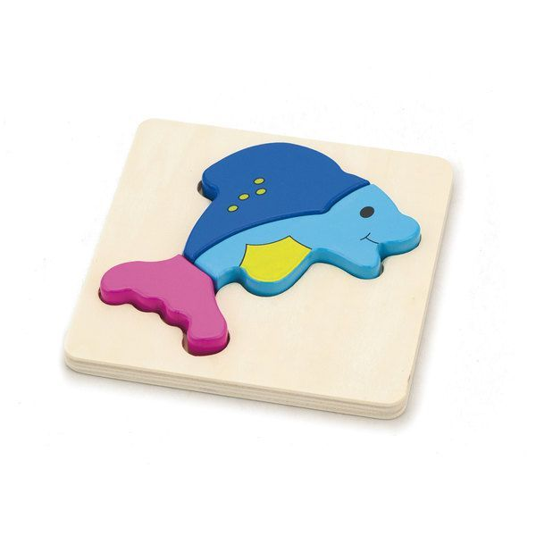 Shape Block Puzzle - Fish