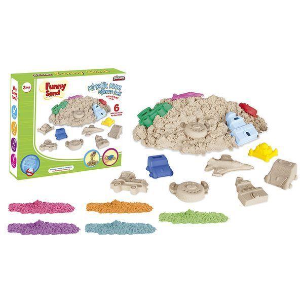 Super Sand (кинетический песок) Набор с аксессуарами