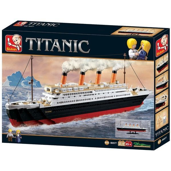 TITANIC (SMALL)
