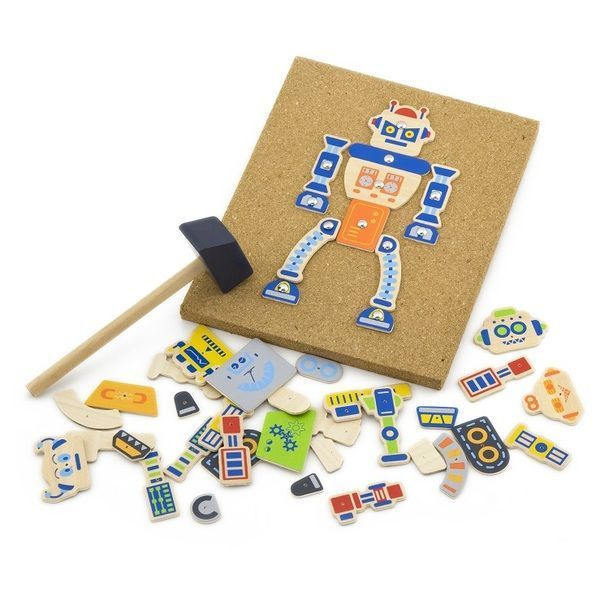 Tack Zap - Robots