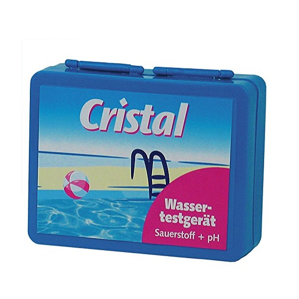 Tester p/u apa piscine CRISTAL Cl-Br-PH