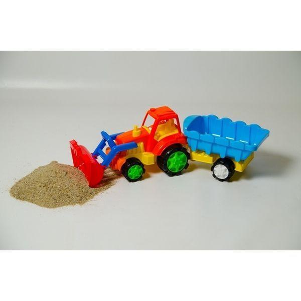 Tractor Combinat Super