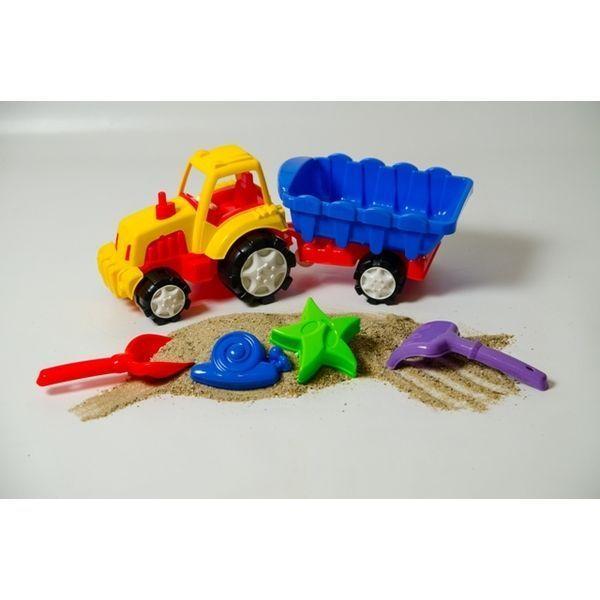 Tractor Costinesti