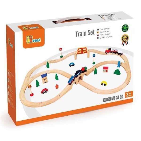 Train Set (49pcs)
