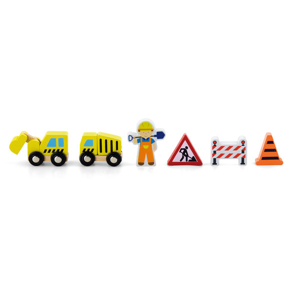 Train Set Accessory -Construction