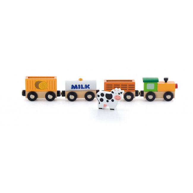 Train Set Accessory -Farm Train