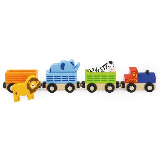 Train Set Accessory -Wild Animals