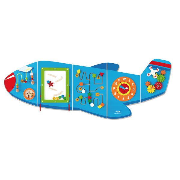 Wall Toy - Airplane