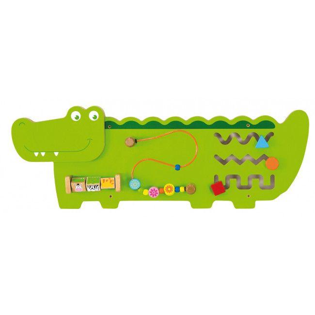 Wall Toy-Crocodile