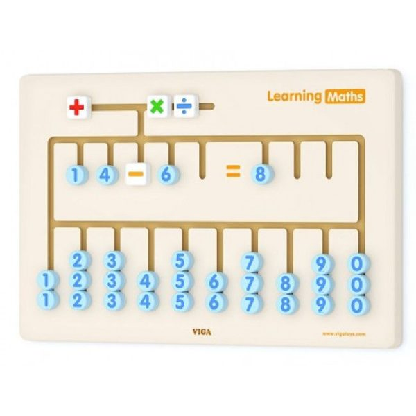 Wall Toy- Learning Maths