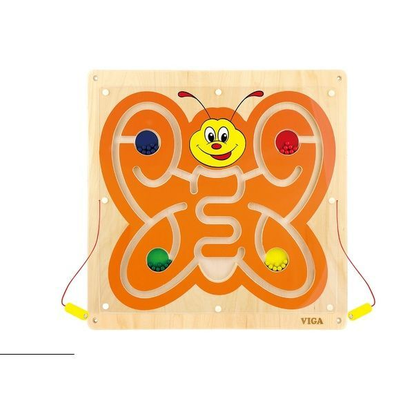 Wall Toy-Magnetic Bead Trace