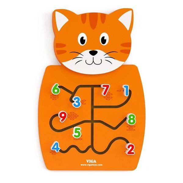 Wall Toy -Matching Numbers
