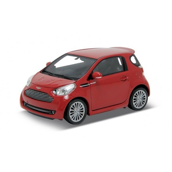Welly 1:24  ASTON MARTIN CYGNET