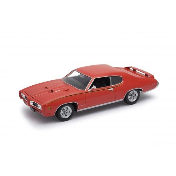 Welly 1:24 PONTIAC GTO 1969