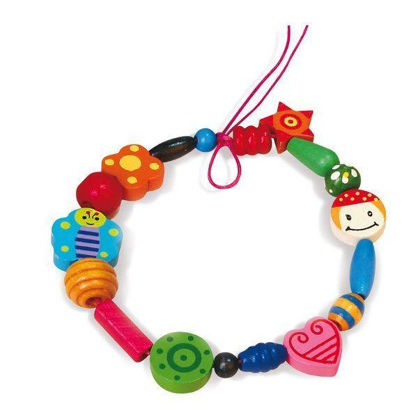 Wooden Beads — 260gr