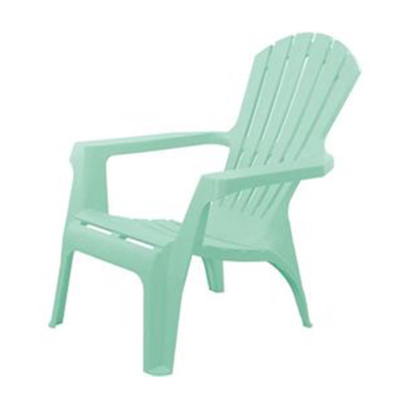 Scaun pentru terasa din plastic 85X74X87cm, verde