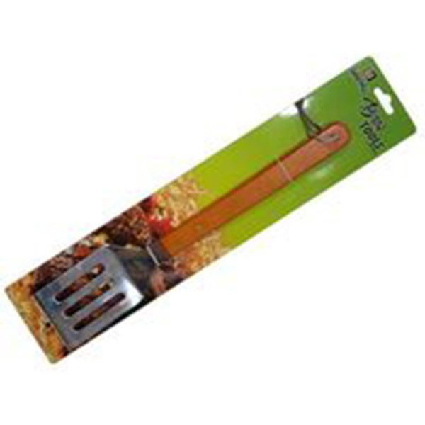 Lopata pentru gratar 38.5cm, cu maner din lemn