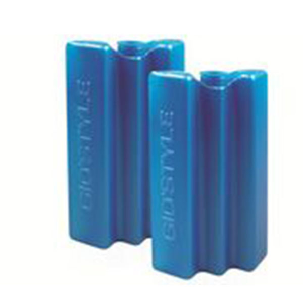 Elemente frigorifice GioStyle 2bucX200gr, 8.5X14.5X3.5cm